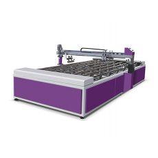 自动连续式玻璃丝网印刷机
