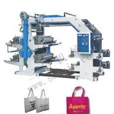 无纺布印刷机(适合卷材印刷)