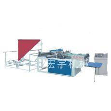 HY-RF800-1000型气泡膜制袋机