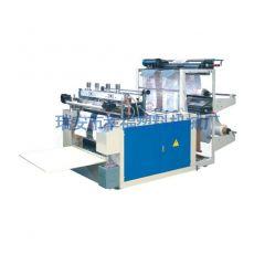 供应热封冷切制袋机双层制袋机永邦(幸福)机械厂