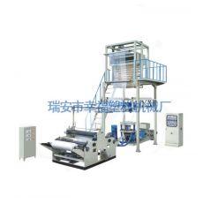供应双层共挤旋转机头吹膜机薄膜吹膜机永邦(幸福)机械厂