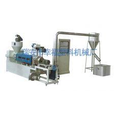 供应MFA90/100风冷热切再生塑料造粒机