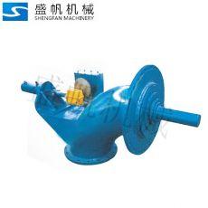液动角型废气阀-QP741W