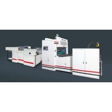 HM-1100FMB  全自动中速立式覆膜机