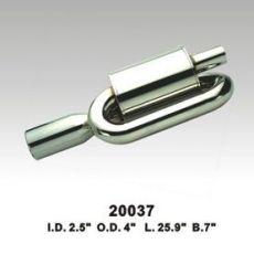 20037 消声器