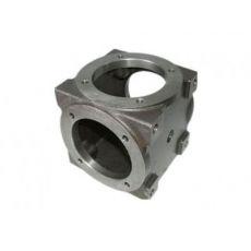 不锈钢异径管 铸件