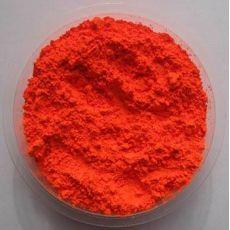 FV-15 桔黄 高耐溶剂高耐迁移荧光颜料