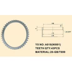YX-1018 冷挤压件