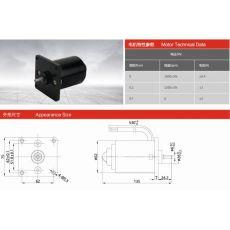 ZDB238-00 汽车真空泵电机