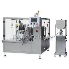 TS6-200-L 液体/酱体自动计量包装生产线