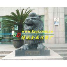 青铜狮子5