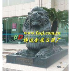 青铜狮子6