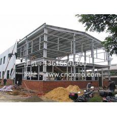 钢结构厂房系列004