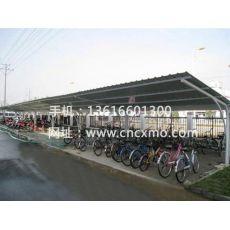 阳光板及复合瓦车棚系列004