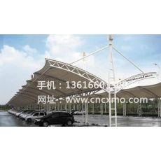 qile600_车棚、膜结构停车棚023