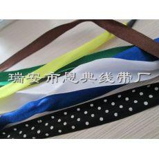 012 缎带丝带罗纹