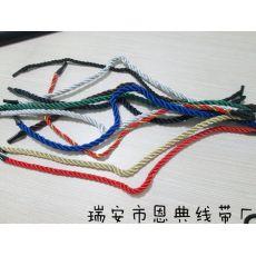 014 三股扭绳