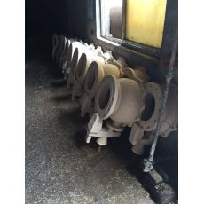 铸造流水线05 阀门铸件