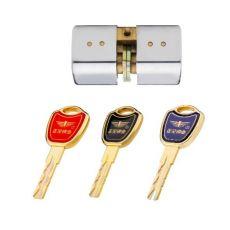 利安方头(MS006) 防盗门锁芯