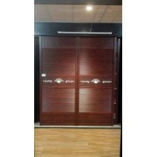 HX-2001 衣柜门 门窗配件