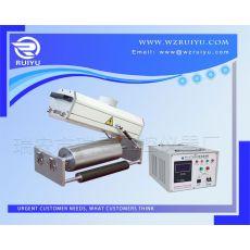 KLFW系列 高速型 窄幅 金属膜专用 气弹簧开启 单面处理 电晕放电架
