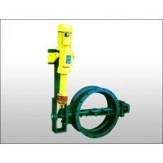 ZKJWb、ZKJWa型与电动推杆配套蝶阀