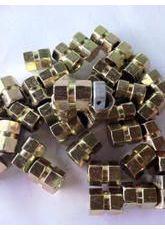 非标螺母 铁质嵌件六角螺母