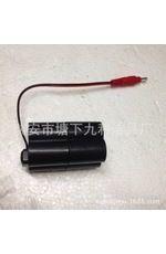 感应洁具全自动感应大小便器、洗手器使用黑色梅花电池盒