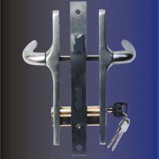 MS-03 圆柄平开门锁 门 窗配件