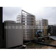 不锈钢水塔,空气源热泵热水器