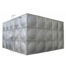 25吨~300吨不锈钢组合水箱