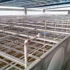 不锈钢组合保温消防水箱