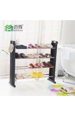 日用百货创意高品质DIY鞋架塑料鞋柜多功能置物架收纳鞋架