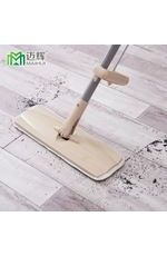 家居百货免手洗懒人平板拖把木地板自挤式擦地拖布墩布