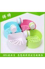 吸盘三角架 洗手间塑料置物架 厨房收纳架