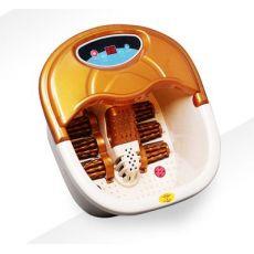 新款16A足浴盆 数码调温 6个电动滚轮足浴盆 按摩足浴盆