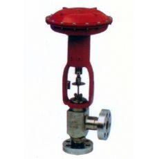 AMA、BS-320、220型气动薄膜高压角形调节阀