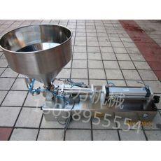 膏体灌装机 自动灌装机 饮料灌装机 蜂蜜 豆油 化妆品定量灌装机
