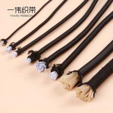 编织圆松紧带 泰国乳胶蹦极弹力绳 0.8-12mm