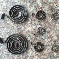 耐高温扁弹簧 五金汽车摩托车弹簧片 不锈钢弹簧片可定制