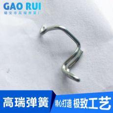 不锈钢线成型弹簧 异型扭转弹簧弹簧钢 加工定制