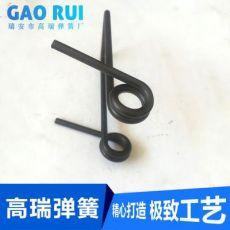 各种五金弹簧 不锈钢扭转弹簧 异形发条弹簧加工定制