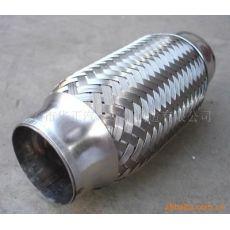 汽车排气波纹管、消声器、消音器