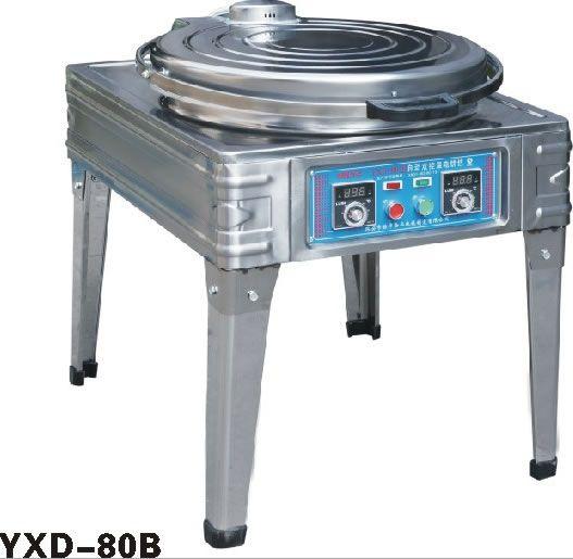 YXD-80B自动恒温电饼铛(不锈钢)