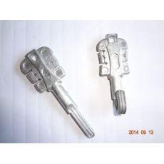 锌,铝,塑料模具及锌压铸加工,各种类型的锌合金钥匙