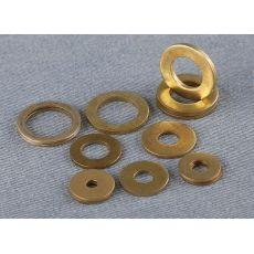 qile600_多规格连接垫片 不锈钢耐磨冲压件腐蚀垫圈