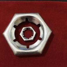 螺母 扣紧螺母 不锈钢扣紧螺母 GB805 DIN7967
