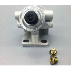 挖掘机配件 神钢沃尔沃柴滤座R90P/EC210/SK-6-8柴滤座手油泵