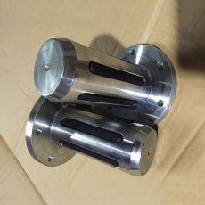 法兰式3寸气胀轴 环保实用气胀轴 机械五金零配件