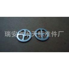 不锈刚十字平垫应用于机械工业紧固件